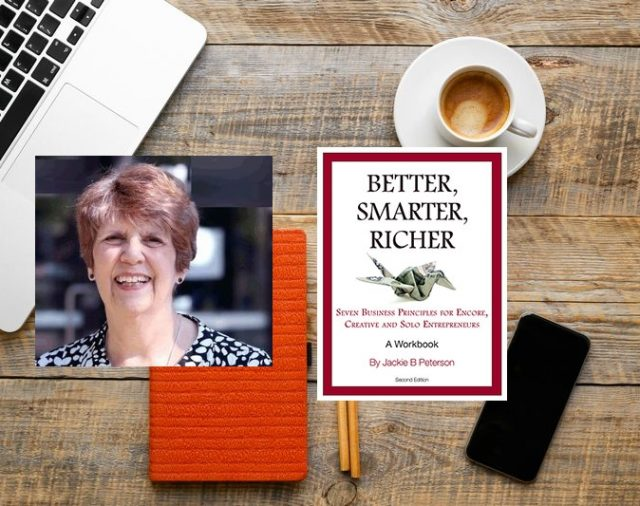 Spring Solo Business Meet Up by Jackie B. Peterson of Better, Smarter, Richer