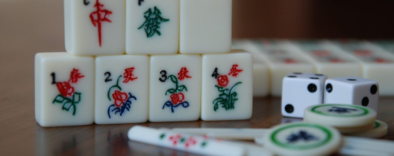 Friday Afternoon Small Group Mahjong