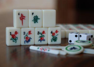 Friday Afternoon Mahjong–Special Exchange Edition at Calaroga Terrace