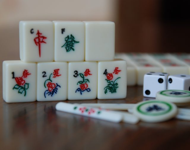 Friday Afternoon Mahjong--Special Exchange Edition at Calaroga Terrace