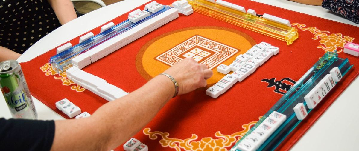 Tuesday Evening Mah Jong in September: Special Riichi Addition