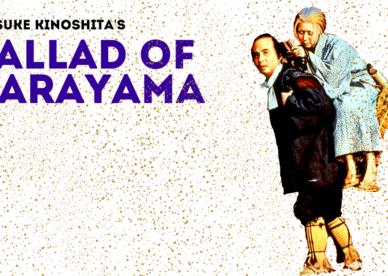 Keisuke Kinoshita's Ballad of Narayama (Narayama-bushi Kō)