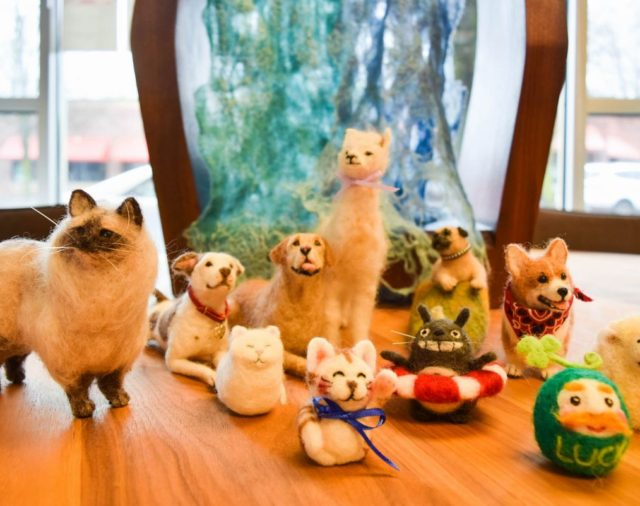 Needle Felting Animals for Beginners
