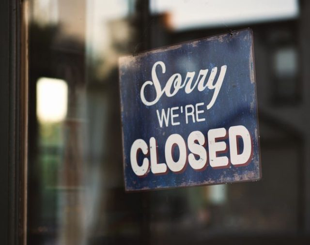 The Encorepreneur Cafe will be closed, except by appointment, through the rest of March