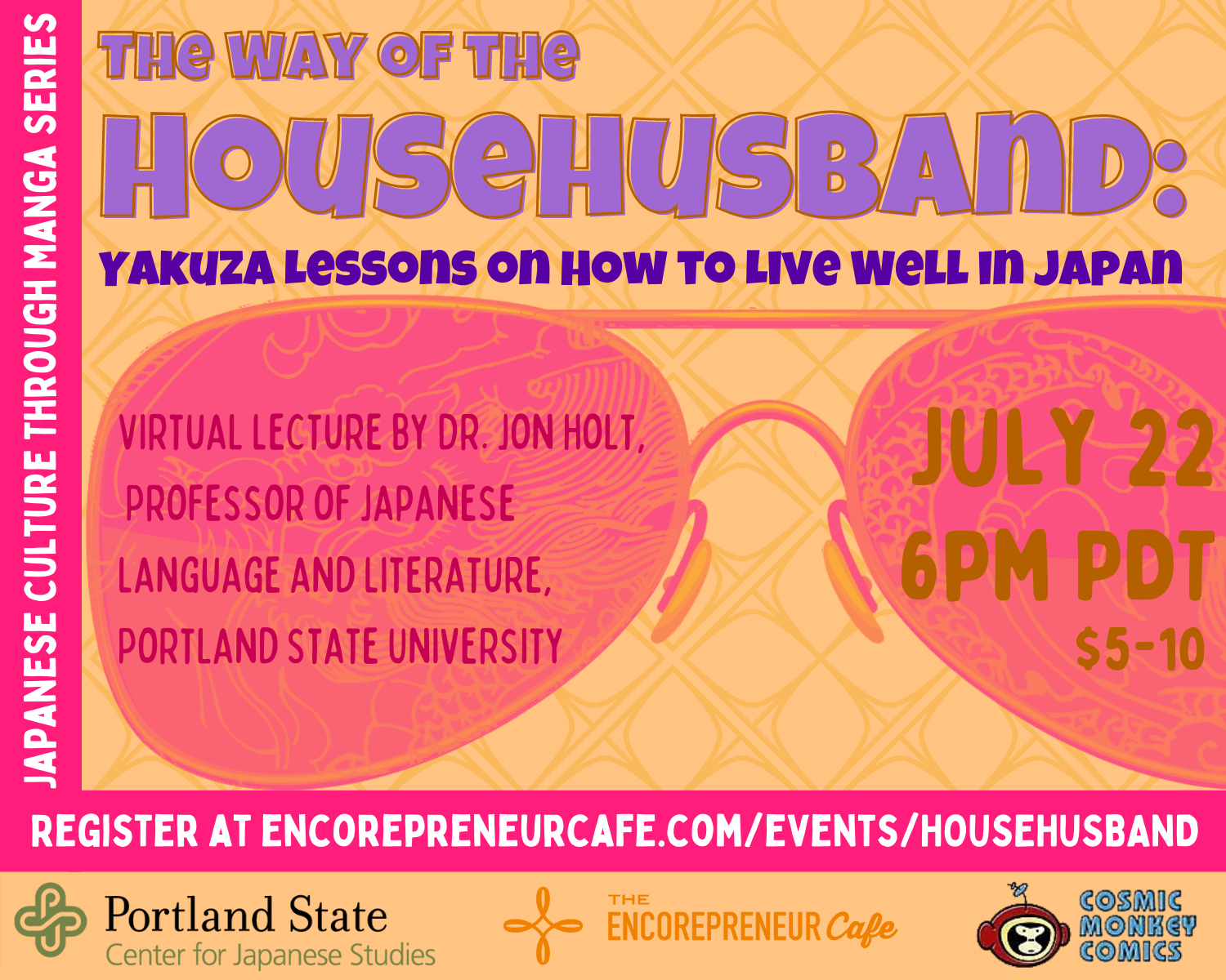 Househusband Lecture Flyer